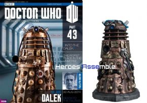Doctor Who Figurine Collection #043 Good Dalek Eaglemoss